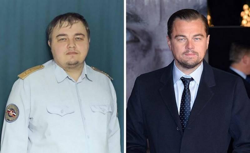Обычные люди, которые похожи очень на знаменитостей